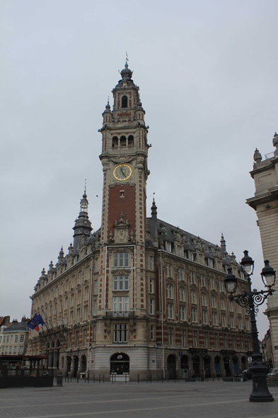 Lille, beffroi
