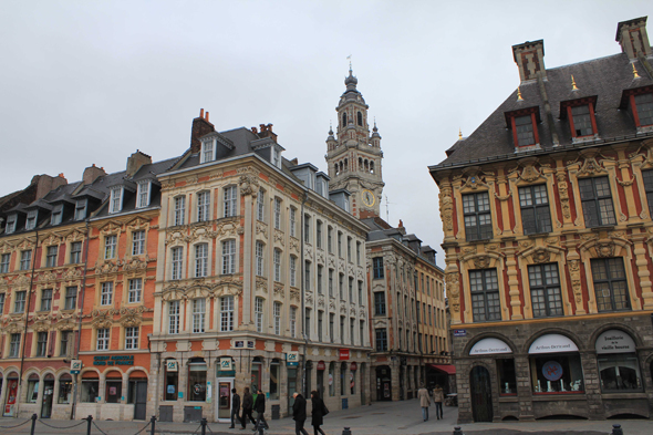 Lille, Grand-Place