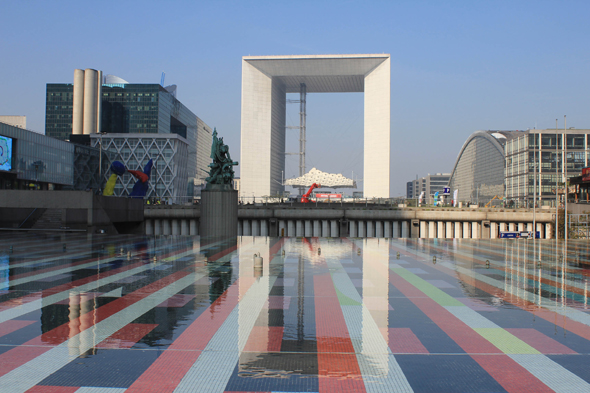 La Defense, Great Arche