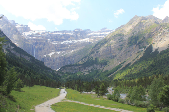 Cirque of Gavarnie, Unesco