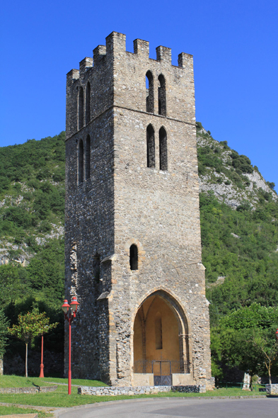 Tarascon-sur-Ariège, Saint-Michel tower