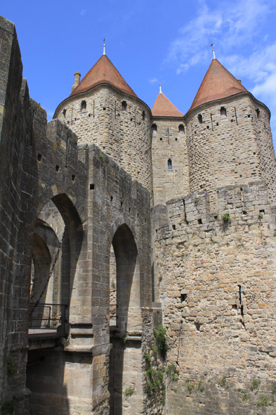 Carcassonne, Narbonaise Gate