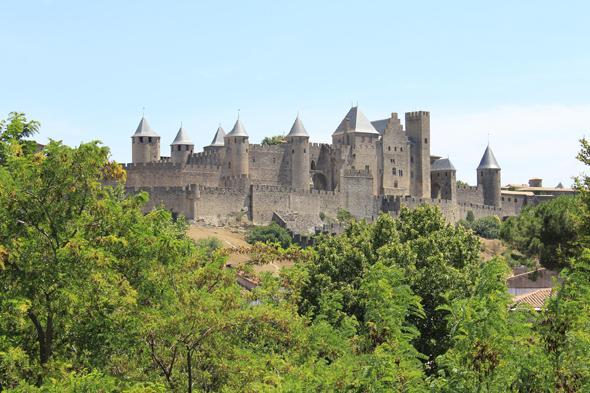 Carcassonne cite m di vale - Construire sa cite medievale ...