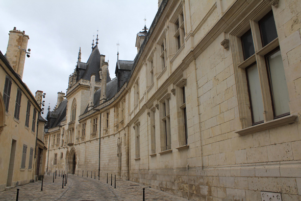 Bourges, Jacques Cœur Palace
