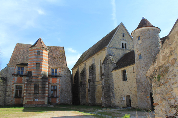 Coulommiers, Knights Templar