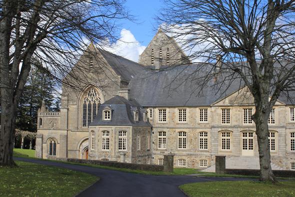 Saint sauveur le vicomte abbaye - Piscine saint sauveur le vicomte ...