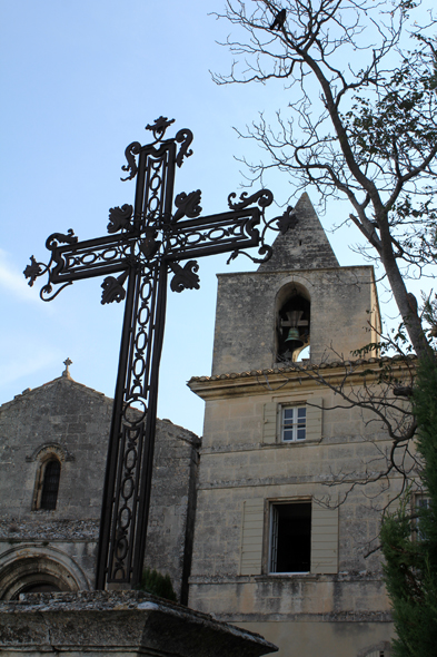 Les Baux-de-Provence, Saint-Vincent church