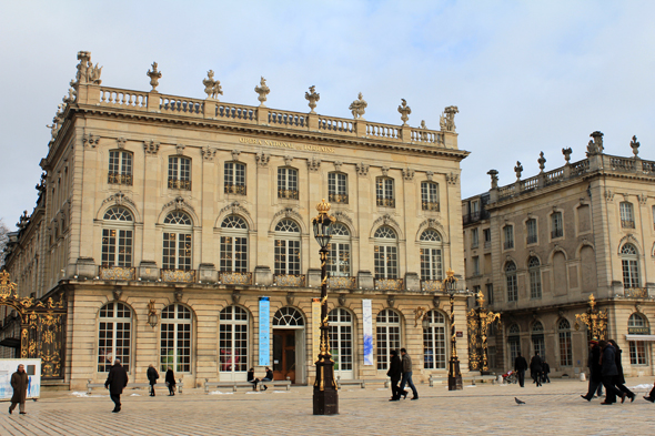 Stanislas, Nancy