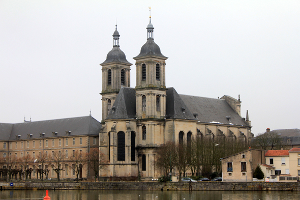 Abbey Prémontrés, Pont-à-Mousson