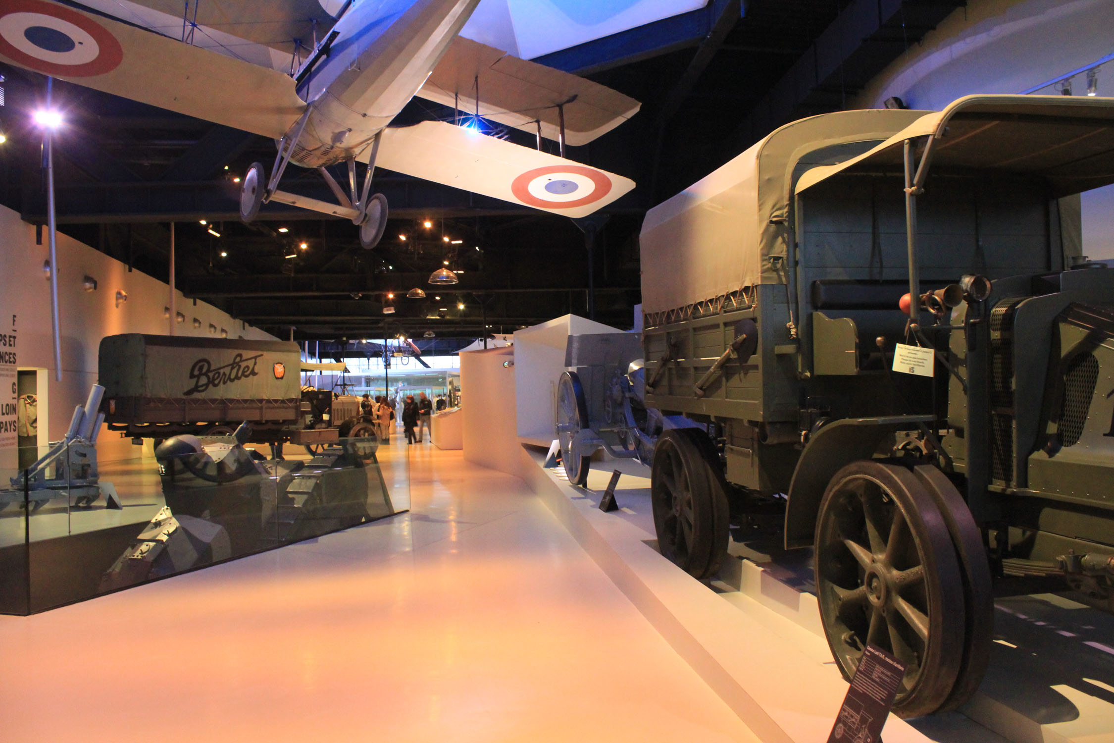 Meaux, museum of the Great War
