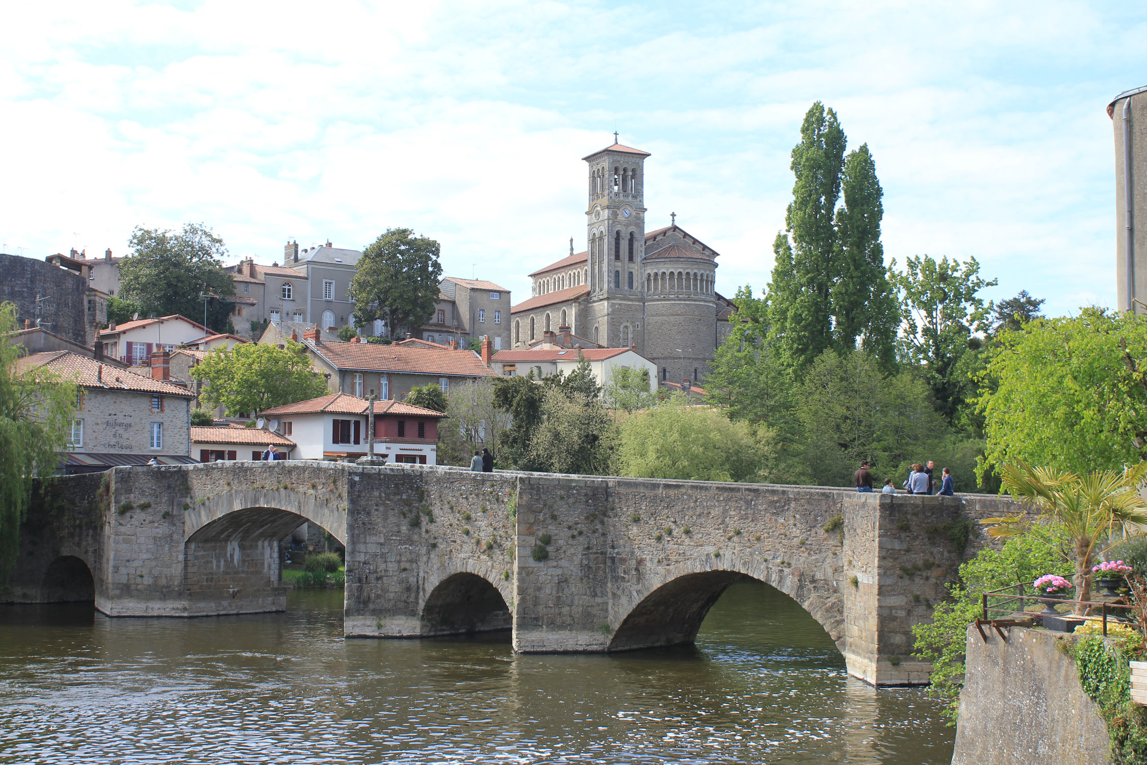 Clisson, bridge