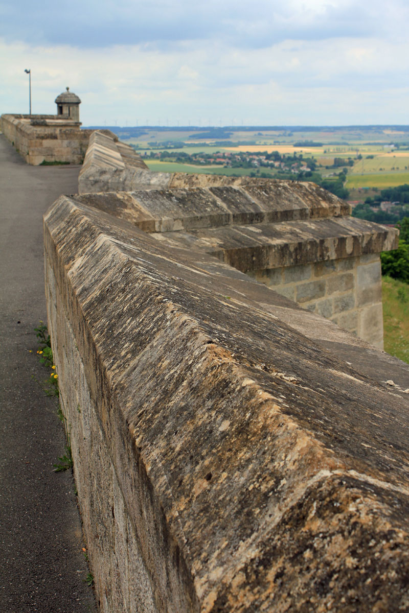 Langres, remparts