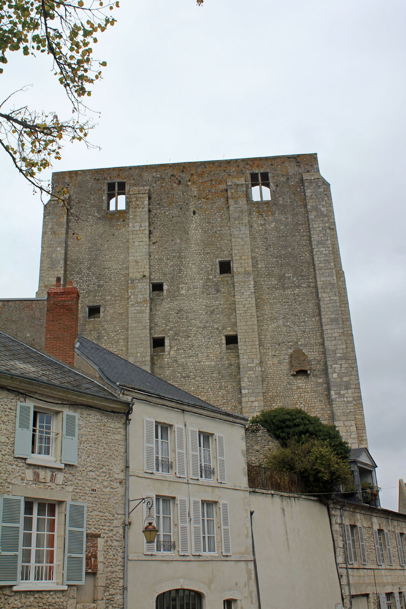Beaugency, keep, castle
