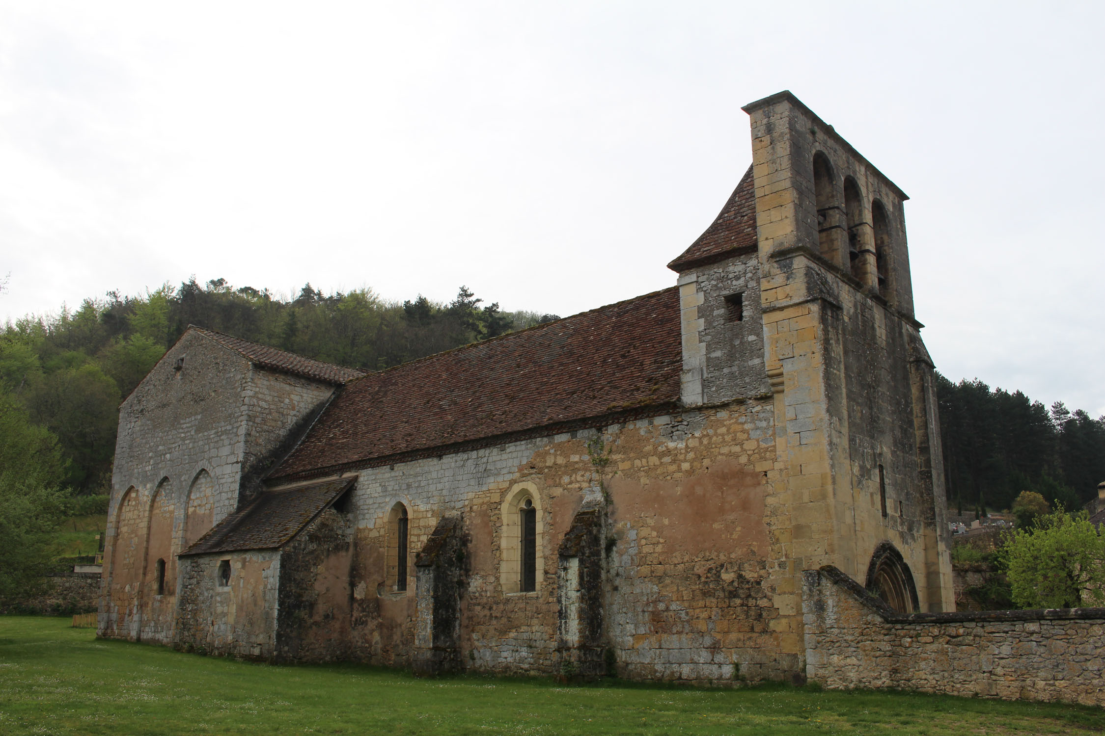 Saint-Jean Baptiste church, Campagne