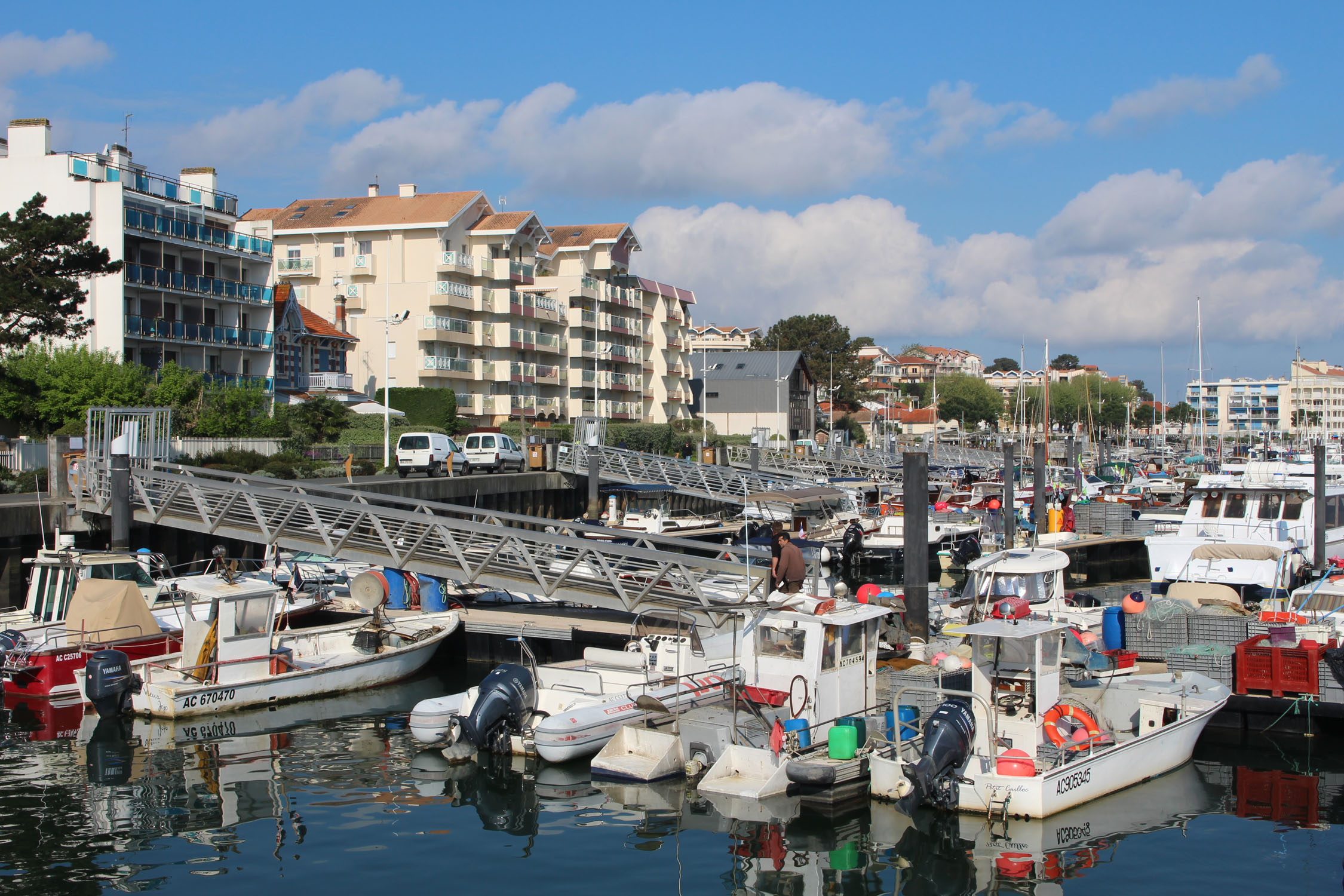 Arcachon port de plaisance - Restaurant arcachon port de plaisance ...