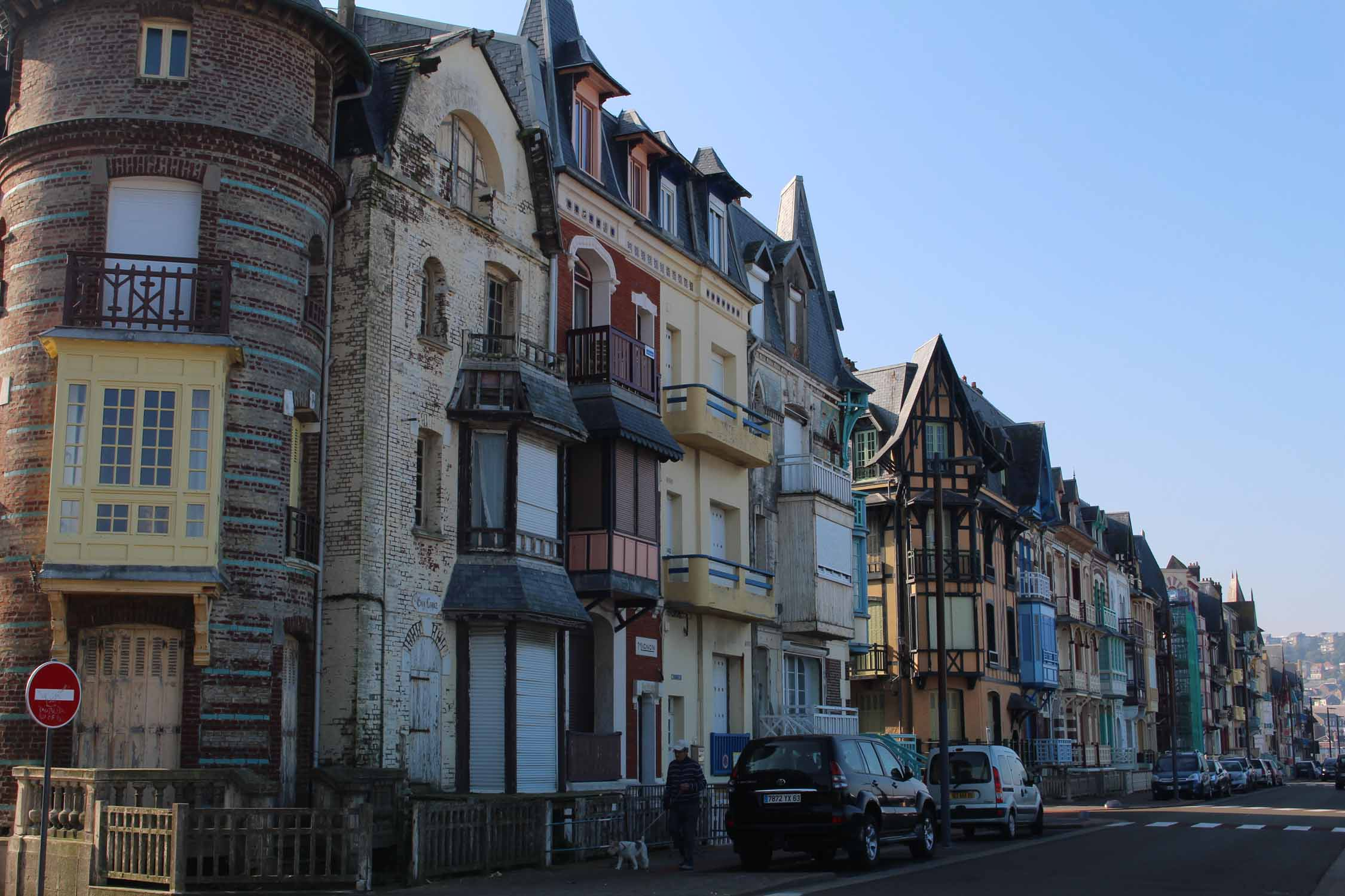 Mers-les-Bains, seaside district