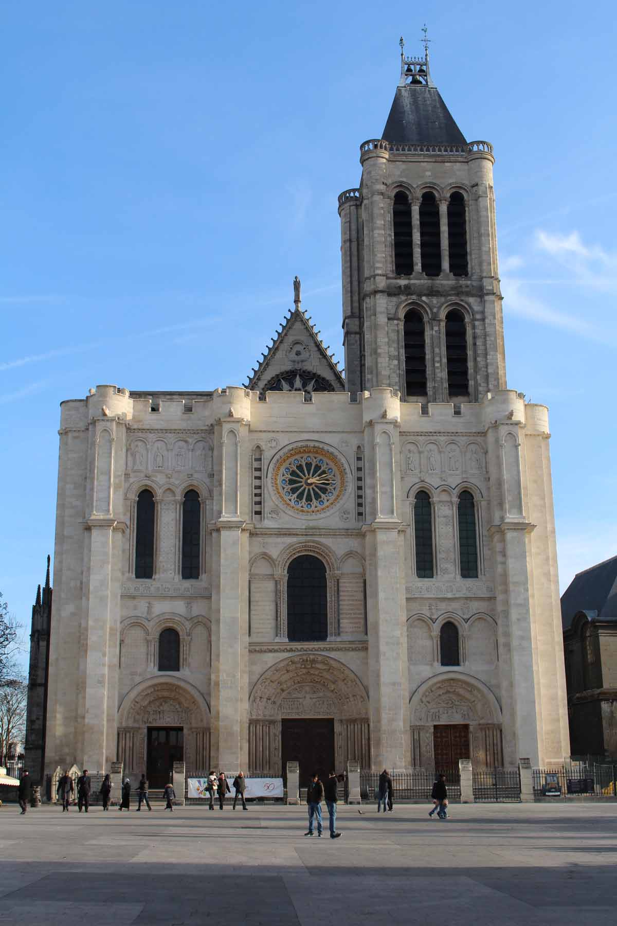 Saint-Denis basilica, Paris