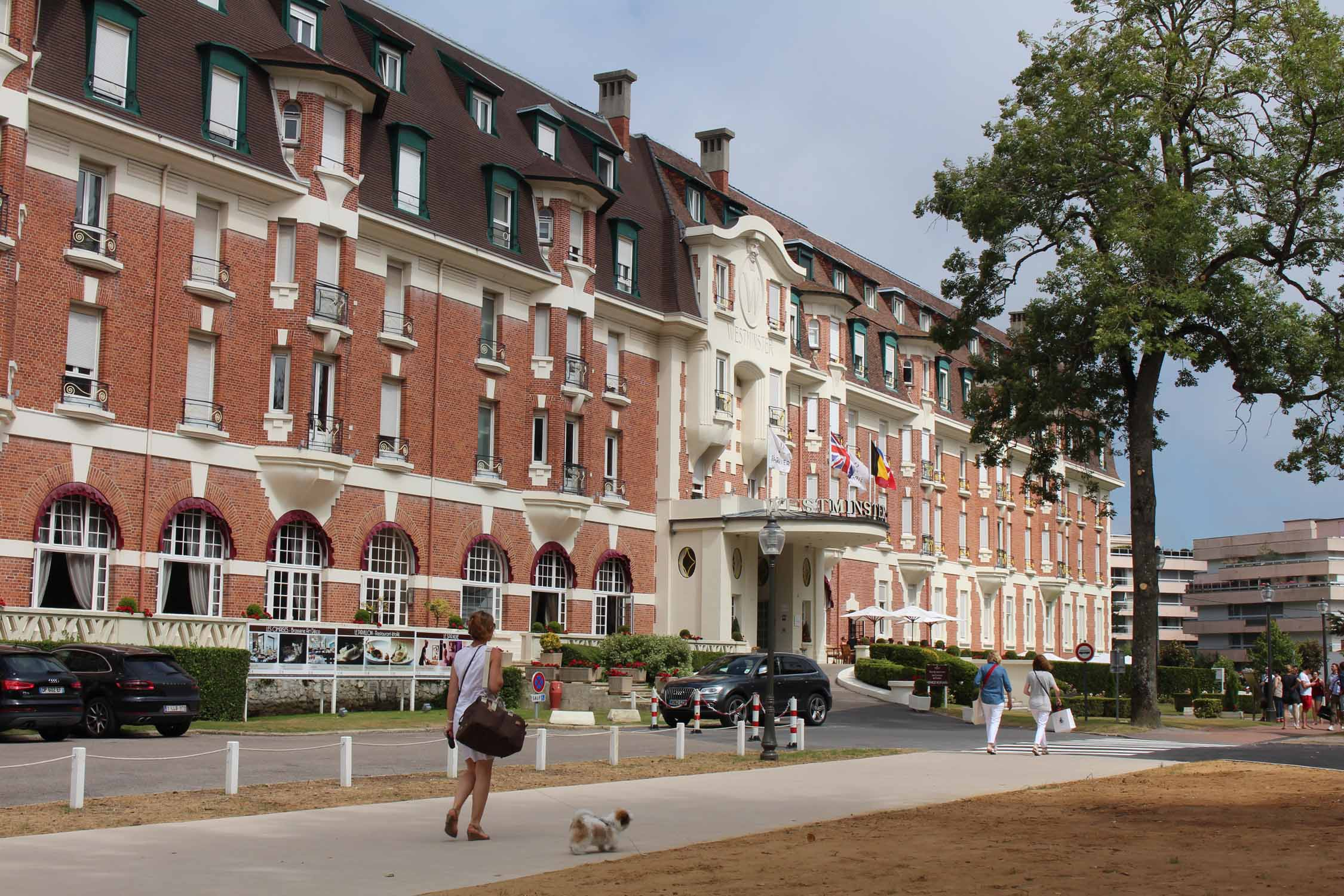 Le Touquet, hotel Westminster