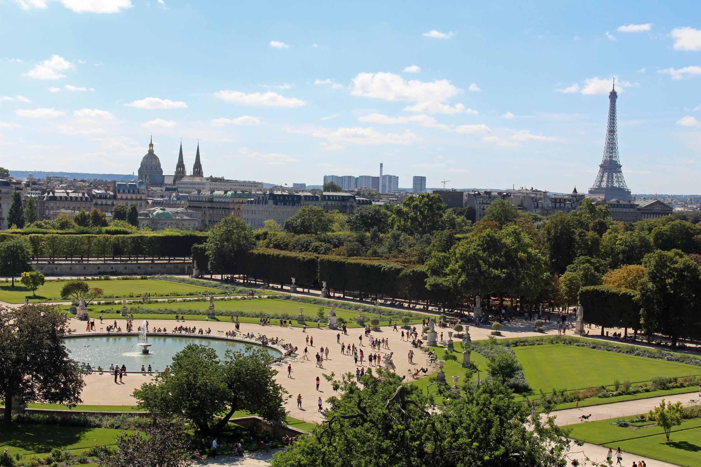 Jardins des tuileries paris for Jardins jardins des tuileries