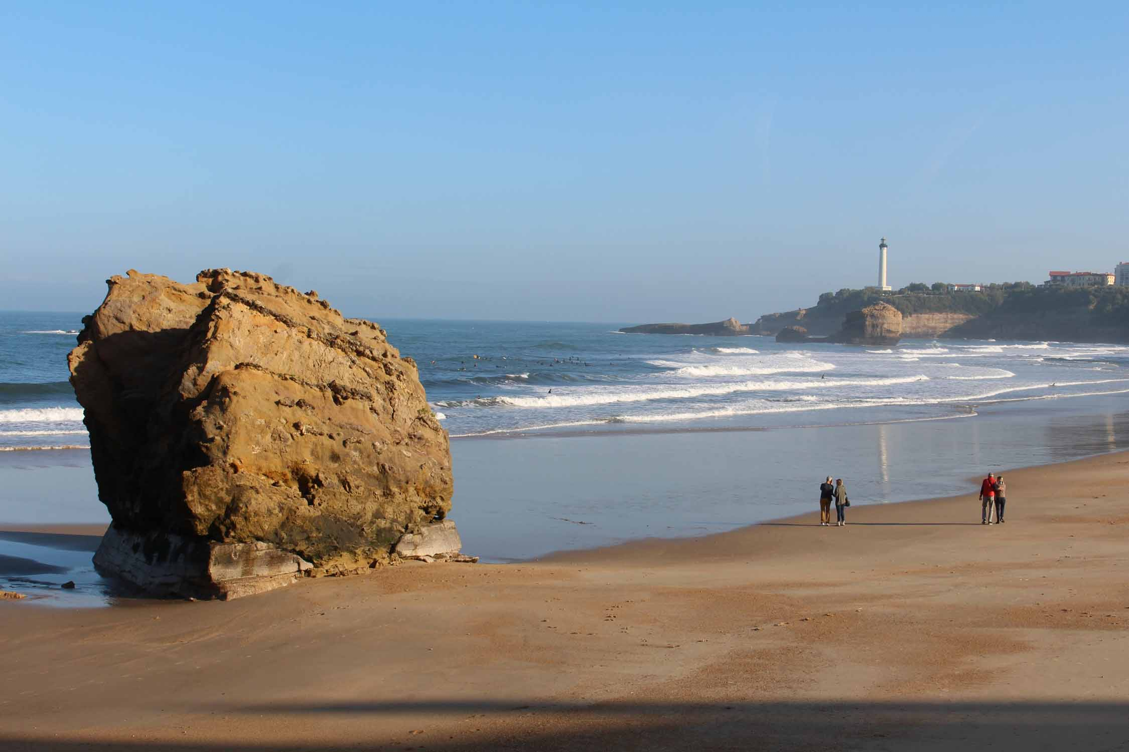 Biarritz, great beach