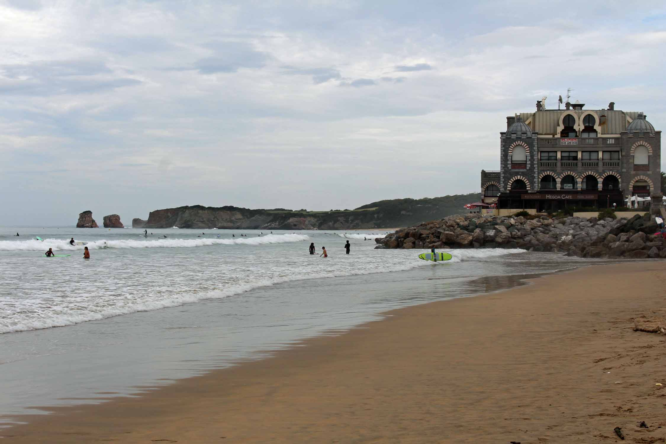 Hendaye, Moorish casino
