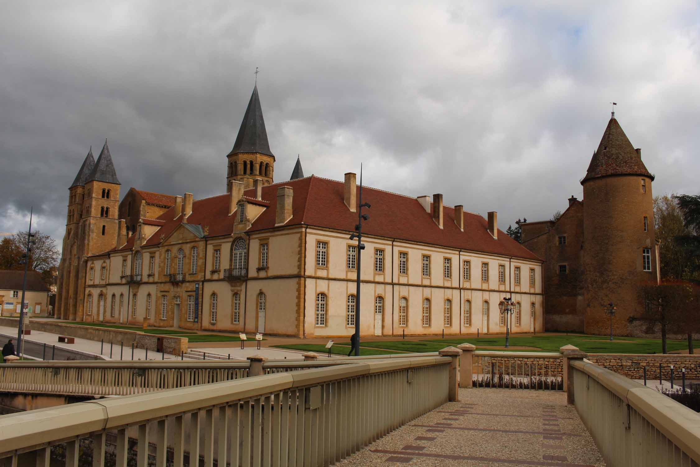 Paray-le-Monial, basilique