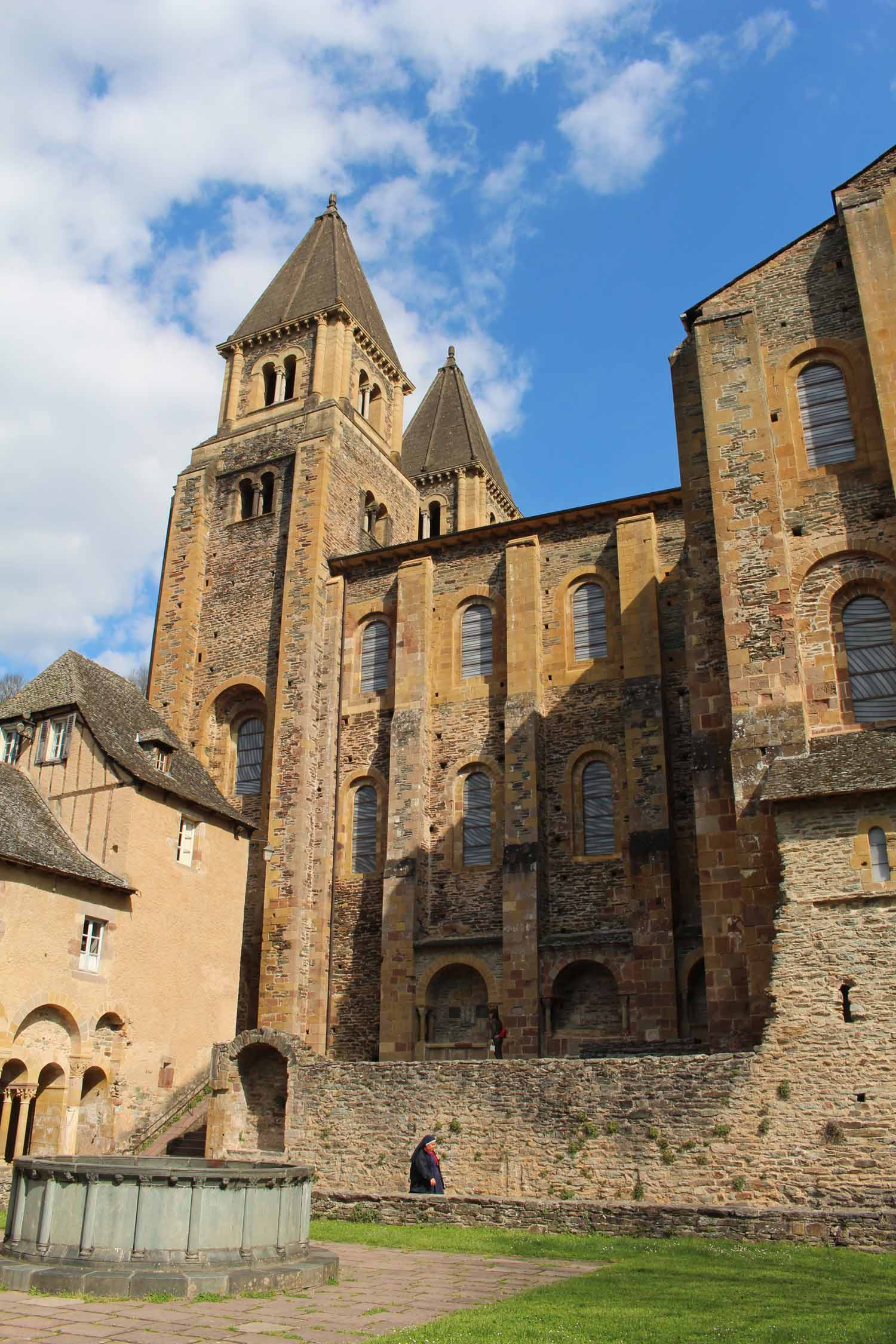 Sainte-Foy-de-Conques abbey