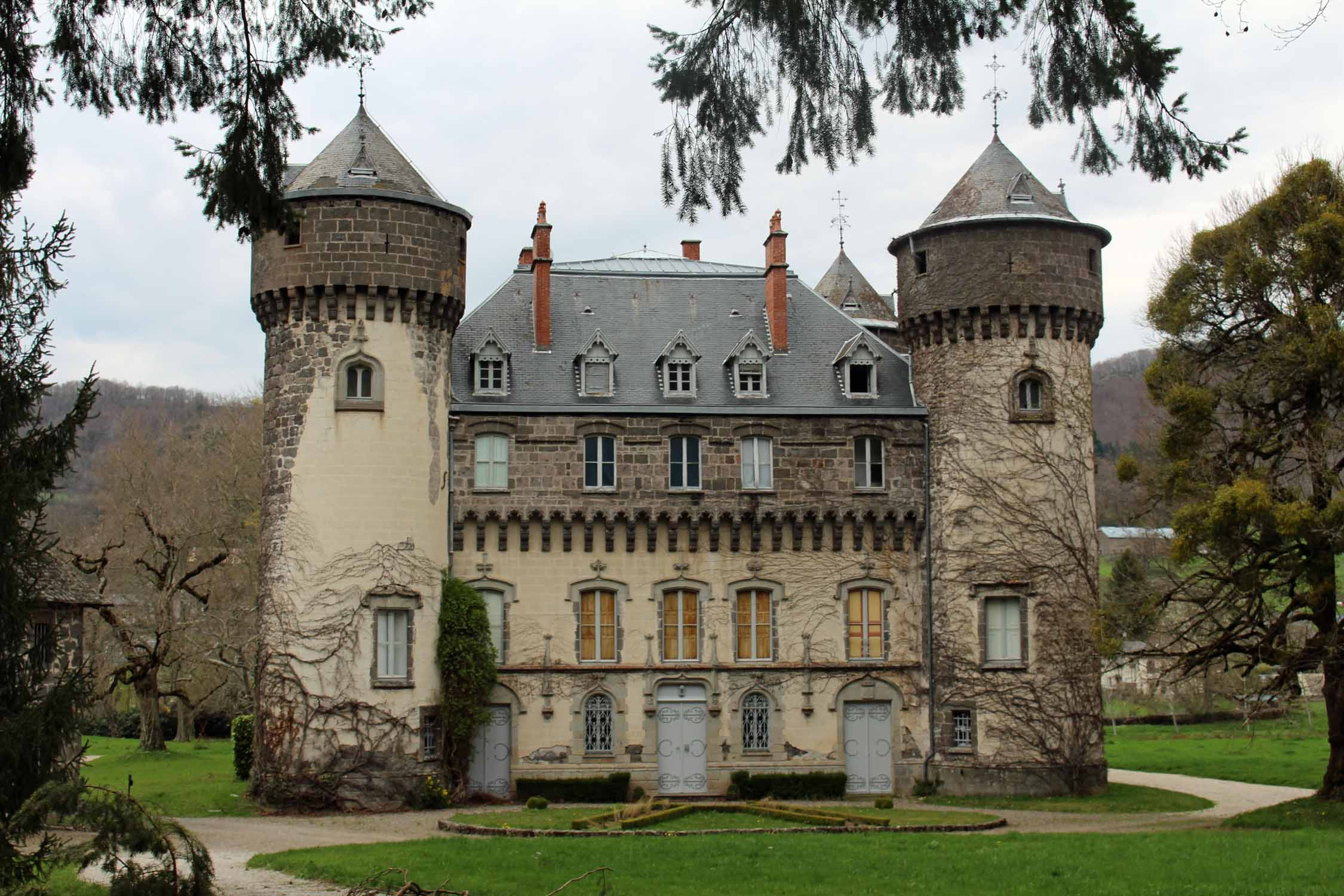 Sedaiges castle