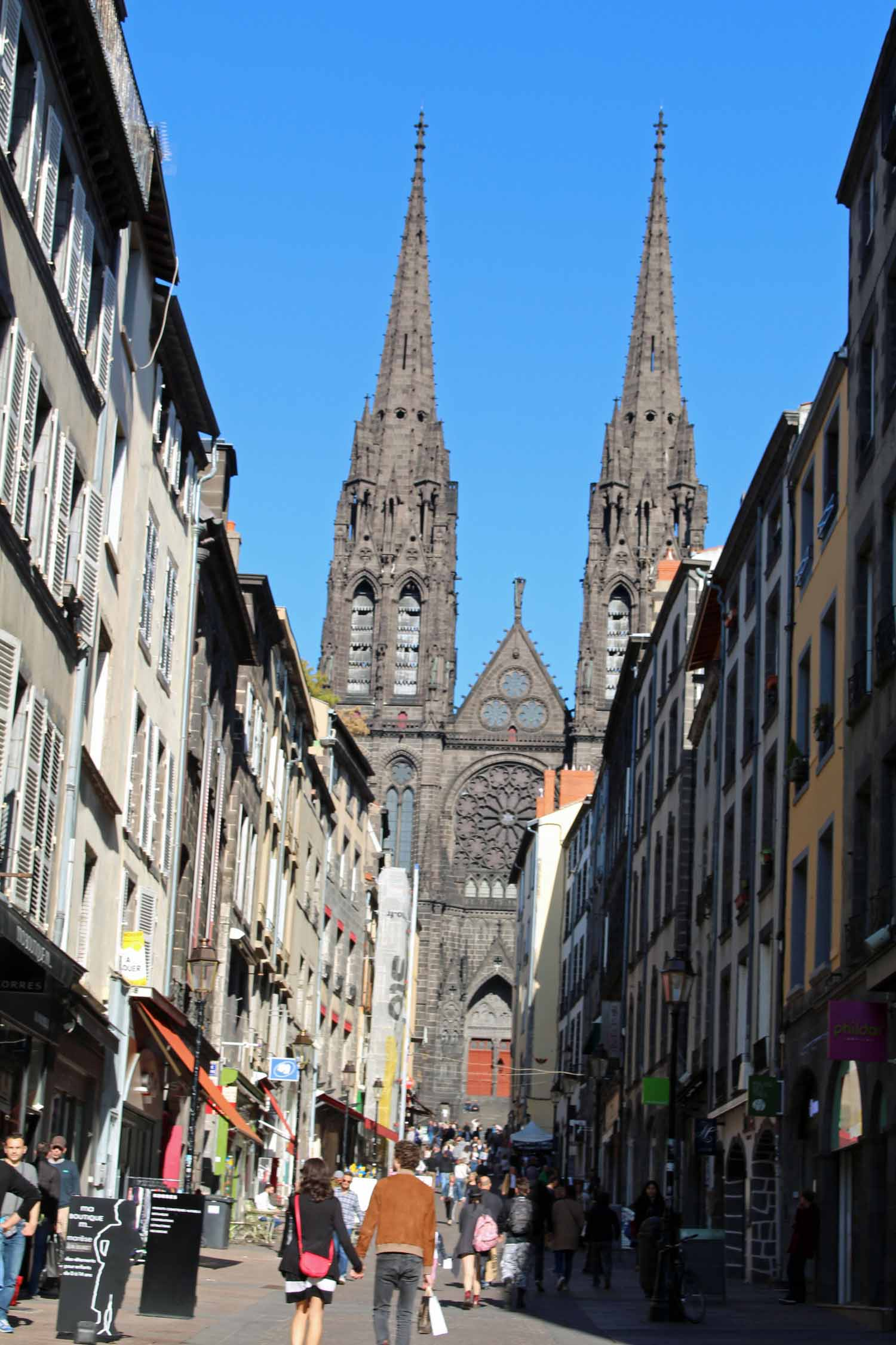 Clermont-Ferrand, catedral