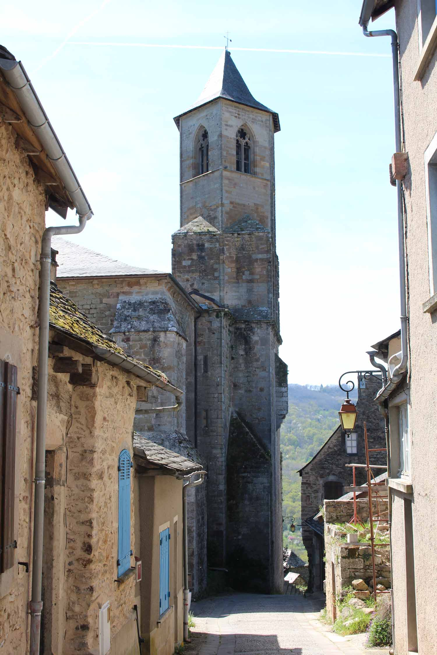 Najac, Saint-Jean church