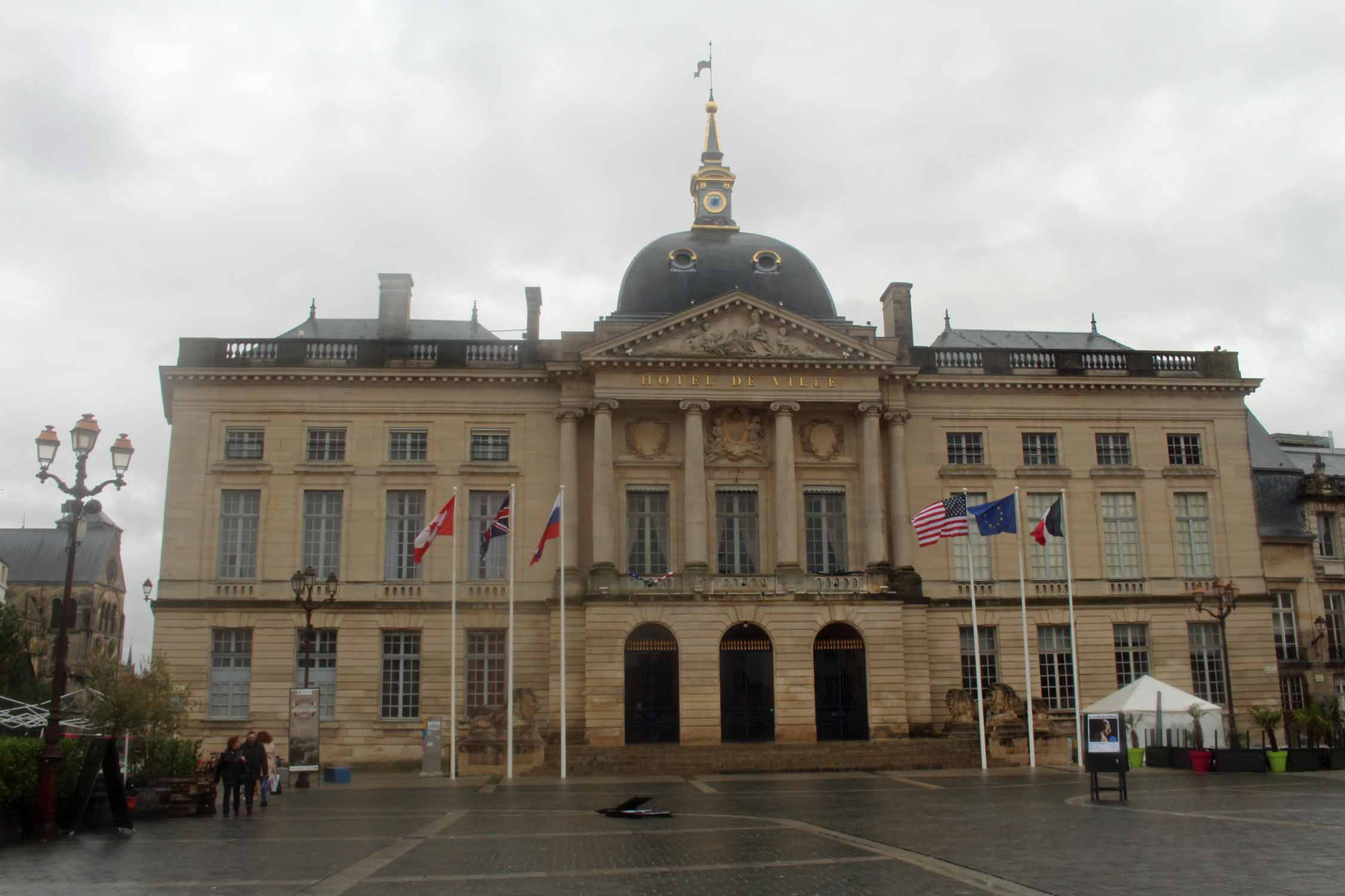 Châlons-en-Champagne, City Hall