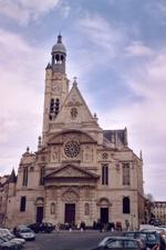 St-Etienne du Mont