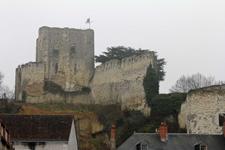 Montrichard castle