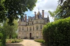 St-Martial castle