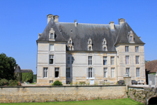 Aubigny castle