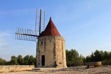 Alphonse Daudet's mill