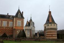 Frazé castle