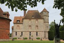 Vascoeuil castle