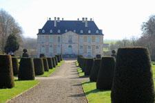 Vendeuvre castle