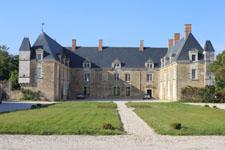 Beaumarchais castle