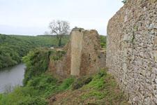 Mervent castle