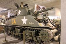 Musée des tanks