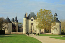 Castle of Chamerolles