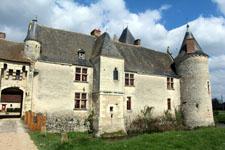 Chémery castle