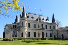 Rauzan-Ségla castle