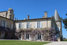 Lafite-Rothschild castle