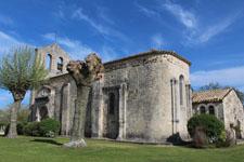 Saumos church