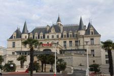 Arcachon, castle