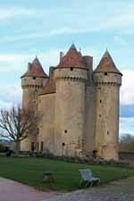 Castillo de Sarzay