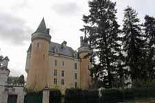Castillo de Saint-Chartier